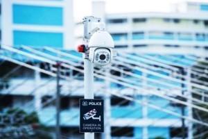 新加坡全岛安装了将近90,000台摄像机,持续增加中