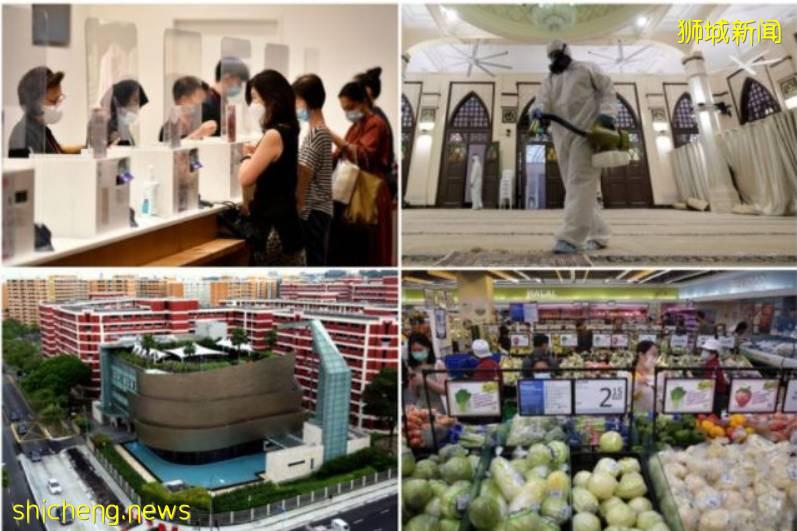 """""""中国领事""""APP在新加坡上线,新加坡防疫升级、开启全城戒备模式"""