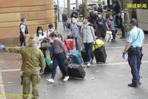 11月起完成疫苗接种旅客入境雪梨无须隔离;新航恢复往返雪梨航班