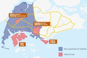 新加坡自动驾驶发展之路