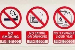 新加坡丨你必须知道的这些罚款规定