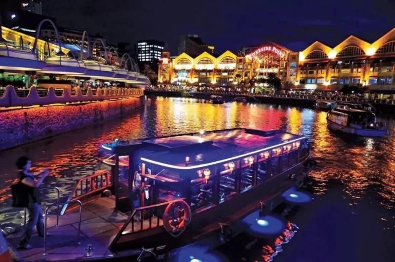 新加坡河畔
