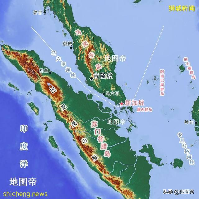 新加坡与马来西亚有什么渊源