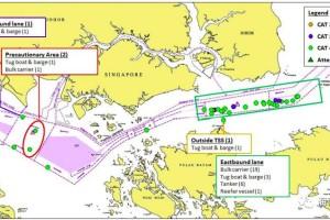 新加坡海峡海盗事件大幅增加