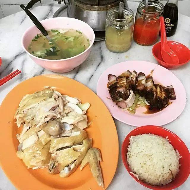新加坡美食指南