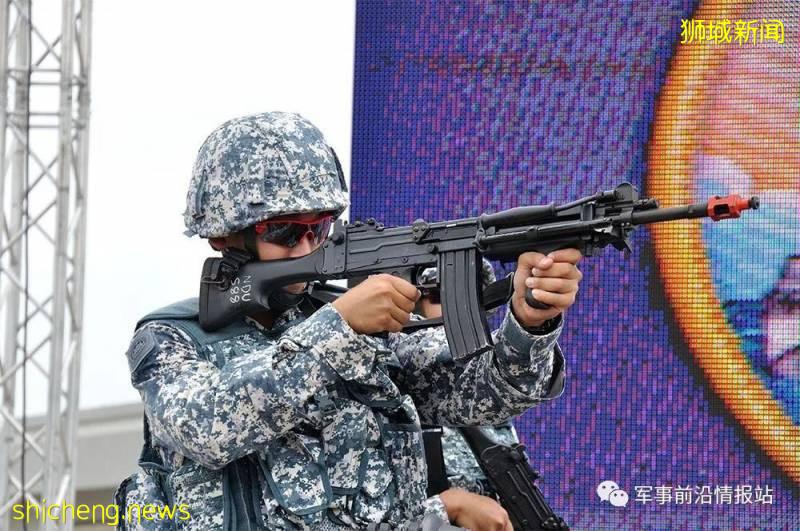 新加坡武装部队