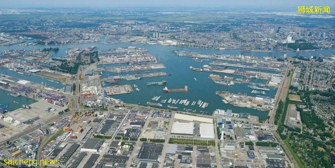 鹿特丹、雪梨、新加坡、上海,这些港口城市/国家有什么不一样