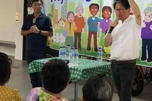 """新加坡政坛""""前浪""""引退后的多样人生"""
