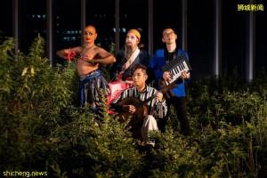 跨文化、跨领域表演!《夜行者》融合华族传统音乐与印度古典舞蹈