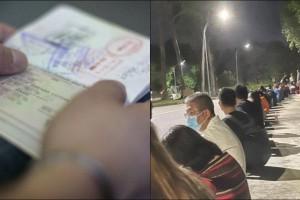 移民局下周派8官员 助马驻新专员署处理护照