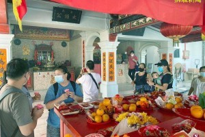 狮城龟屿年度进香季节  14日起卖船票日限500人