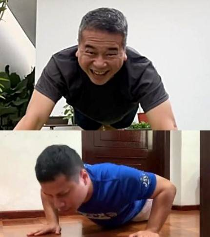 新加坡议员发起25天25下伏地挺!让我们一起看看啥情况