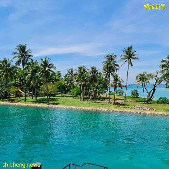 """玩在狮城 来一场说走就走的""""跳岛游""""——打卡新加坡9个不踩雷的绝美小岛"""