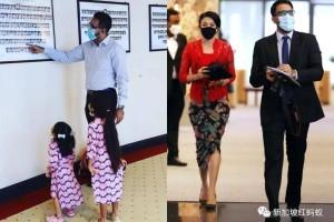 """""""因为这是一门有用的语言""""  新加坡国会反对党领袖让大女儿在幼儿园学华文"""