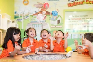 职总优儿学府推出食品与营养计划 助低收入家庭孩童