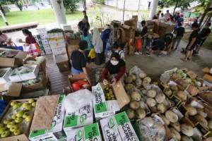 环保先锋:新加坡积极解决食物浪费问题
