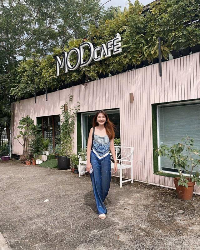 隐藏在东海岸的粉色货柜café,神仙淡粉色主题,绝美打卡地MOD cafe