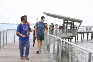 新加坡境内旅游放宽!一起来看看第一个周末怎么样