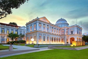 新加坡马来文化馆、总统府主楼、国家博物馆以及亚洲文明博物馆将陆续关闭整修