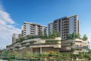 Sengkang Grand Residences(盛港嘉园) | 商宅一体的新项目,百米范围内一站式解决所有衣食住行玩