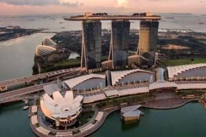 北纬1度狮城解禁,出发新加坡