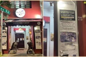 老式海南餐厅 (British Hainan),嫩牛尾炖肉 @Joo Chiat 的隐藏美食