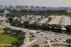 狮城拟设特定停车场 供开车入境者停车