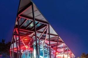 最有设计感的博物馆 红点设计博物馆