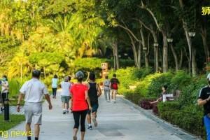新加坡乐龄活动中心重新开放,新冠疫情之下年长者身心健康不容忽视