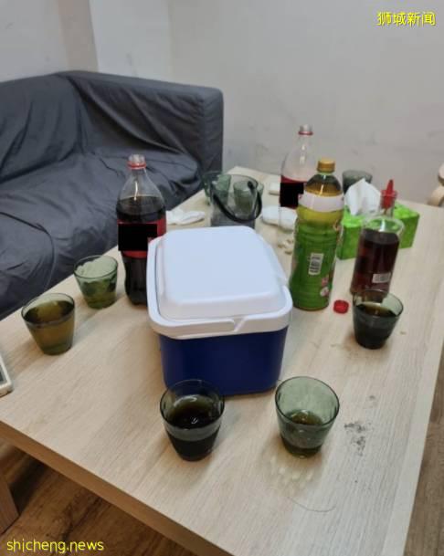 引以为戒!13人办公单位内喝酒社交,涉嫌违反安全距离措施被罚