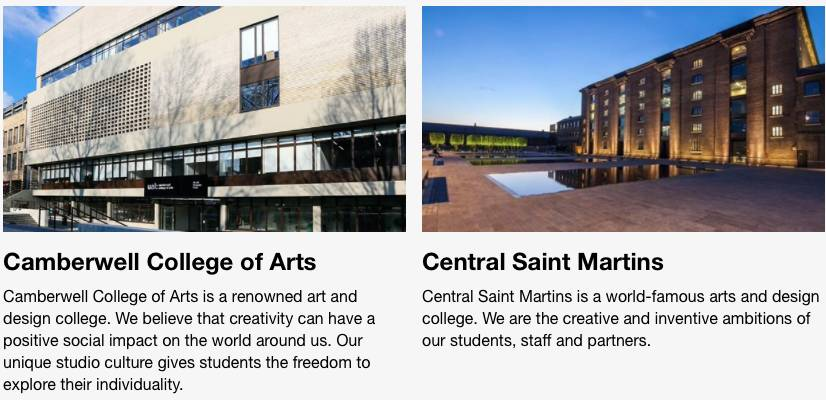 与伦敦艺术大学合作!本地留学生的升学选择又增加
