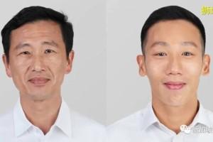 这两名行动党候选人长得是不是很相似? 没错,他们是表兄弟