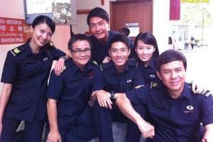 资深艺人池素宝:新加坡特约演员不自量力