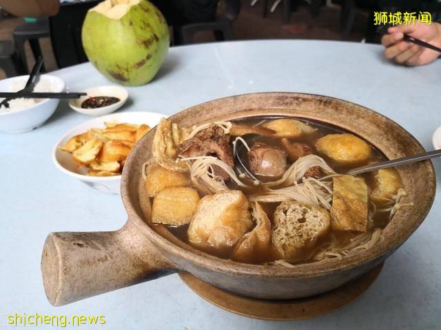 """新加坡的""""肉骨茶"""",这一火遍东南亚的美食,背后是华人的辛酸泪"""