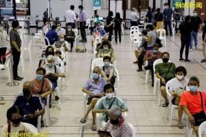 新加坡政府宣布:45岁以下者可根据年龄段分批接种疫苗