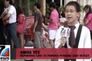 曾经骂李光耀的新加坡小孩,在美国被控!因索取儿童色情图片