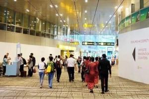 """新加坡为中国""""开绿灯""""  入境人员,中国人占七成"""