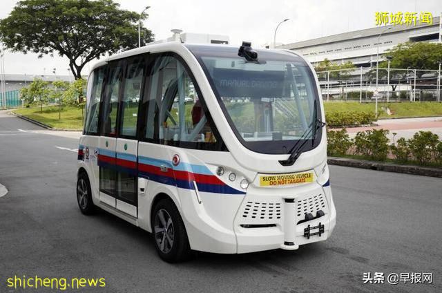 新加坡武装部队试用的无人车长啥样