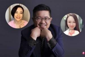 赞狮城女星魅力大 台湾名导冀与杨雁雁 范文芳合作