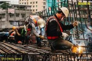 中国工人在新加坡告别廉价时代!老板们反对但政府和百姓支持