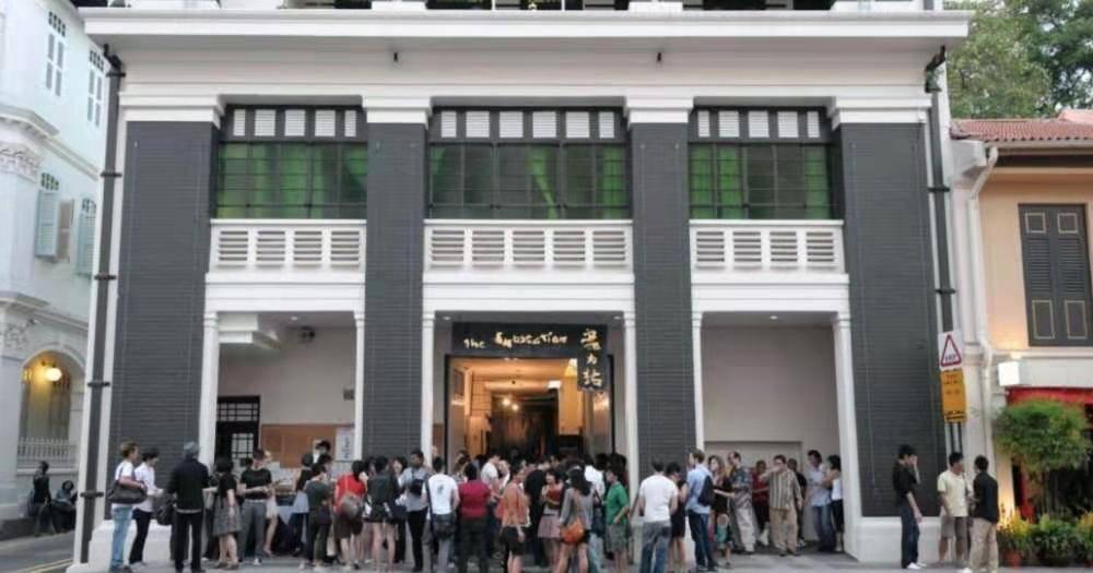 新加坡艺术中心变电站将永久关闭离开亚美尼亚街