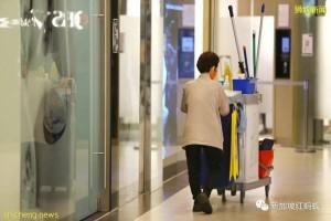 新加坡清洁工从2023年起连续六年加薪,增幅只够糊口不足以养家