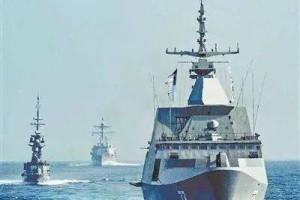 """新加坡可畏级护卫舰——小国""""大""""舰 本领不凡"""
