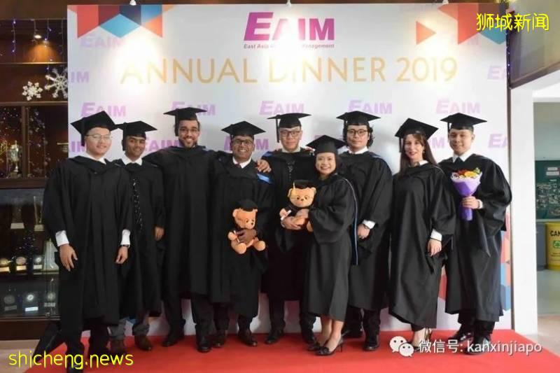 乘风破浪的教育精英和财经翘楚,师出新加坡同家名校