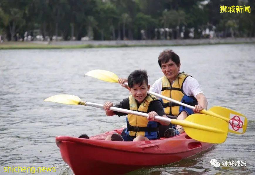 新加坡13家亲子皮划艇推荐!低至$8,3岁可玩,全家一起享受水上漂流的快乐