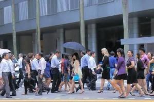 新加坡毕业生求职现状大起底:钱多钱少无所谓