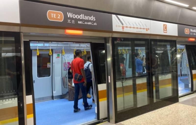 汤申东海岸地铁线第一阶段开放,快去参观新地铁站