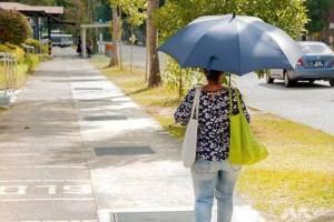 热热热!新加坡下半月天气预料干旱炎热!气温将高达34度