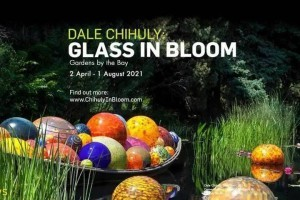 放假去哪玩?亚洲最大玻璃艺术展来新加坡啦