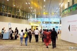 中国时代到了!新加坡为中国开绿灯,中国入境人数占7成